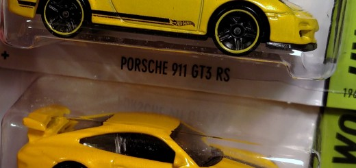 #196 2015 Porsche 911 GT3 RS color variations