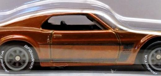 Hot Wheels 2015 Mustang Super Treasure Hunt