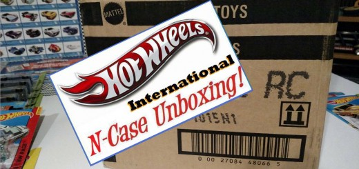 Hot Wheels 2015 International N Case