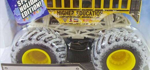 2015 Holiday Monster Jam Higher Education