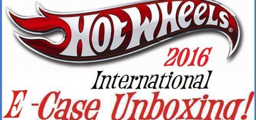 Hot Wheels 2016 International E Case